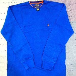 Men's Polo Ralph Lauren thermal pullover